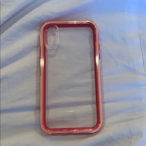 NWOT IPhone XR LifeProof Case